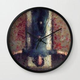 Petrine Wall Clock