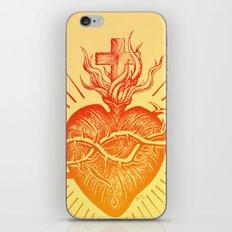 Bleeding Heart – Scarlet version iPhone & iPod Skin