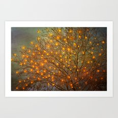 Magical 02 Art Print