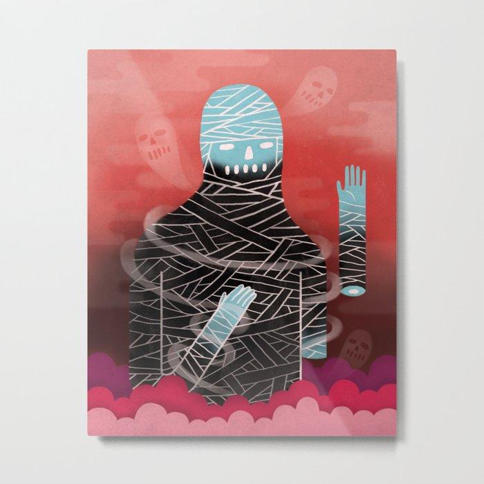 Phantom Limb Metal Print