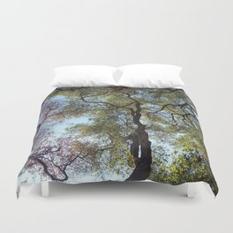 Dos Picos Ramona Oak Tree Duvet Cover