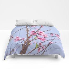 Portuguese Blossoms Comforters