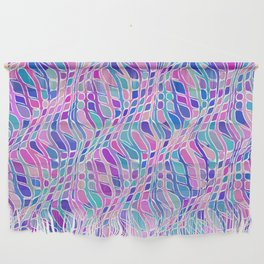 Multicolor Pattern Wall Hanging