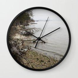 James River Wall Clock
