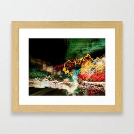 A Journey Home 143 Framed Art Print