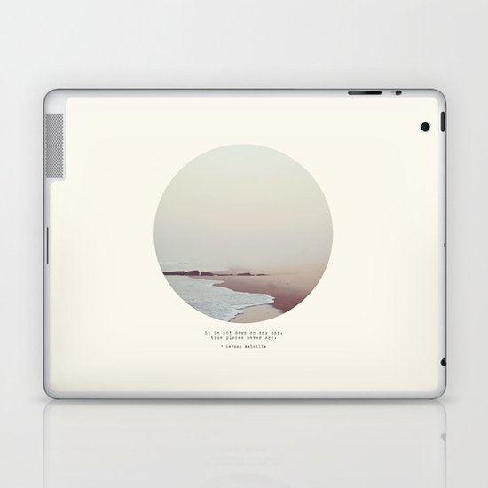 Maps Laptop & iPad Skin