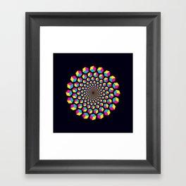 Isometrink Framed Art Print
