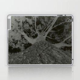 Pinhole Tree Negative Laptop & iPad Skin