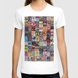 The Wall Concert Posters T-shirt
