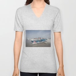 Brigantine Lifeboat Unisex V-Neck