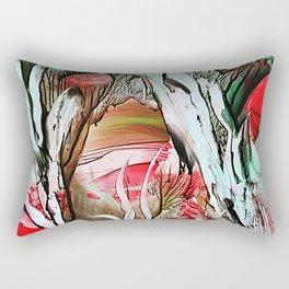 TreeStump Rectangular Pillow