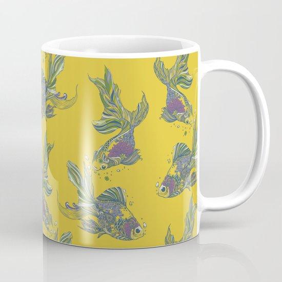 Blooming in Deep Mug