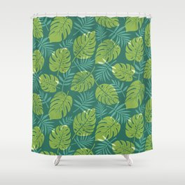 Taupo Shower Curtain