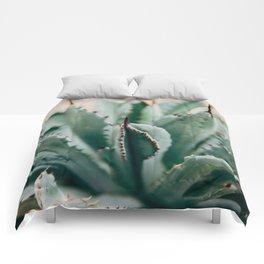 Plants With Teeth Comforters