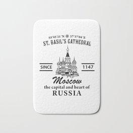 Moscow Bath Mat