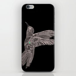 Love bird iPhone Skin