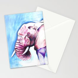 Tickled Pink Stationery Cards