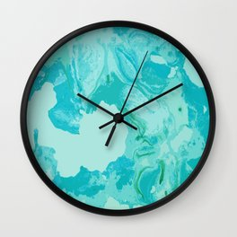 Sea Vapours Wall Clock