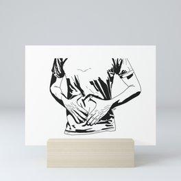 Hunger Mini Art Print