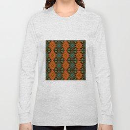Indian Designs 75 Long Sleeve T-shirt