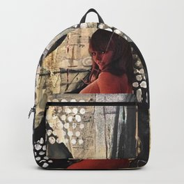 Abstract Experimentation V 3.0 Backpack
