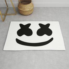 Marshmello design 2 Rug