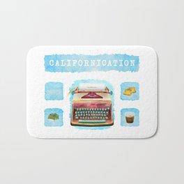 Californication Bath Mat