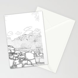 Athens, Greece Stationery Cards