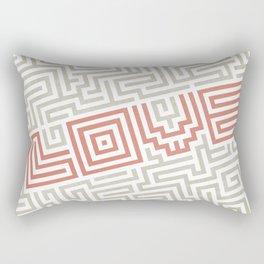 Love game Rectangular Pillow