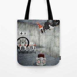 Glados' Birthday Tote Bag