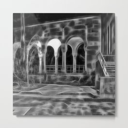 Electric arches Metal Print