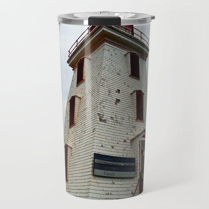 Cape Egmont Lighthouse and Communication Tower Travel Mug