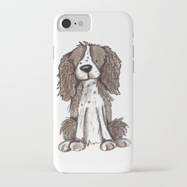 Sit and Stay iPhone Case
