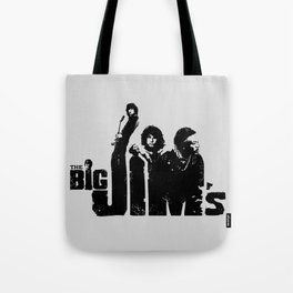THE BIG JIM'S Tote Bag