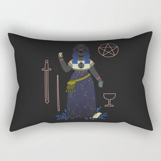 Witch Series: Tarot Cards Rectangular Pillow