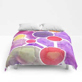 Atomic Planetary Comforters