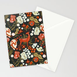 Christmas decorations 01B Stationery Cards