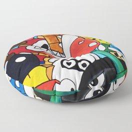 Super Mario Bros Floor Pillow