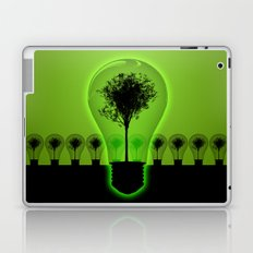 BulB Tree Laptop & iPad Skin