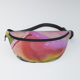 friends to lovers rose Fanny Pack