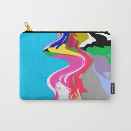 Splash Painting Carry-All Pouch