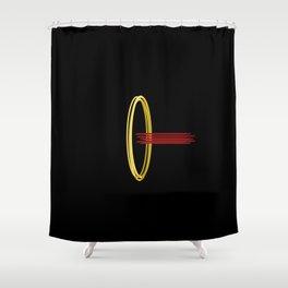 Geometrics Shower Curtain