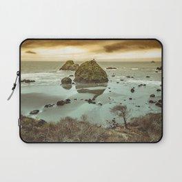 California Ocean West Coast Laptop Sleeve