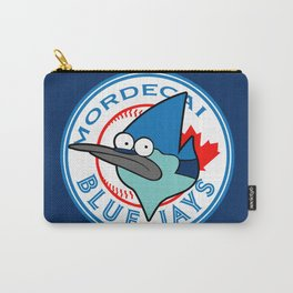 Mordecai Blue jays Carry-All Pouch