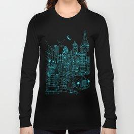 London! Night Long Sleeve T-shirt