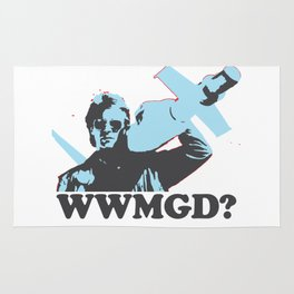 What would MacGyver Do? Rug