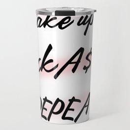 Kick A$$ Boss Lady Travel Mug
