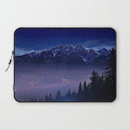 The Mountain's Dream Laptop Sleeve