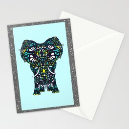 Spirit Elephant Stationery Cards