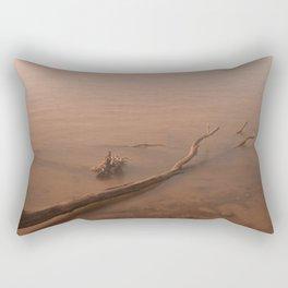 Misty Chesapeake Bay Rectangular Pillow